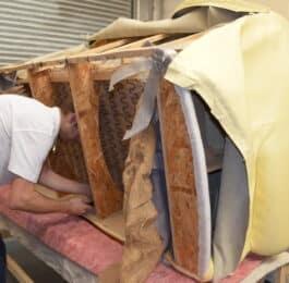 تعمیر مبل قدیمی